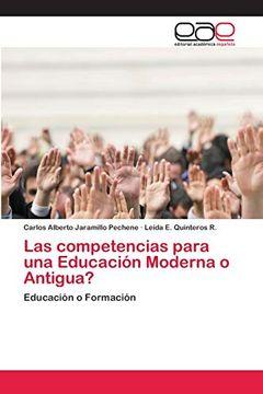 portada Las Competencias Para una Educación Moderna o Antigua?
