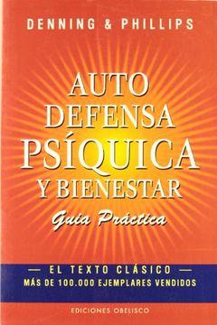 portada Autodefensa Psiquica y Bienestar