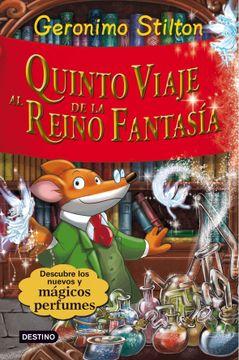 portada Quinto Viaje al Reino de la Fantasía