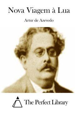 portada Nova Viagem à Lua (Perfect Library) (Portuguese Edition)