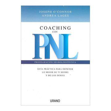 portada Coaching con Pnl: Guia Practica Para Obtener lo Mejor de ti Mismo y de los Demas