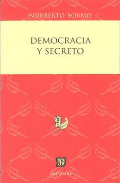 portada Democracia y Secreto