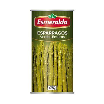 portada ESPARRAGOS VERDES (425g) Marca Esmeralda
