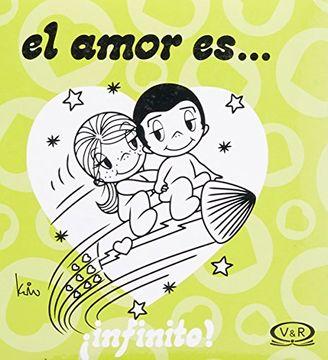 portada El Amor es... ¡Infinito!