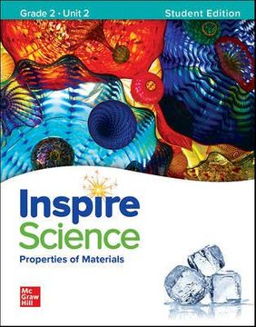 portada California Inspire Science Student Edition Grade 2 Unit 1-4