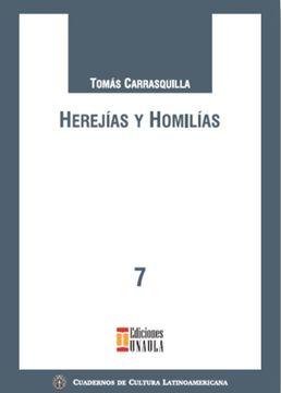 portada Herejías y Homilías