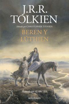portada Beren y Lúthien