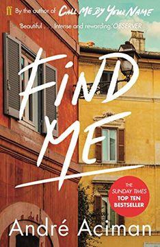portada Find me: A top ten Sunday Times Bestseller (libro en Inglés)