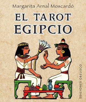 portada El Tarot Egipcio + Cartas