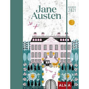 portada Agenda Jane Austen 2021