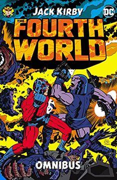 portada Fourth World by Jack Kirby Omnibus (New Printing) (Fourth World Omnibus) (libro en Inglés)