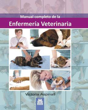 portada Manual Completo de la Enfermería Veterinaria