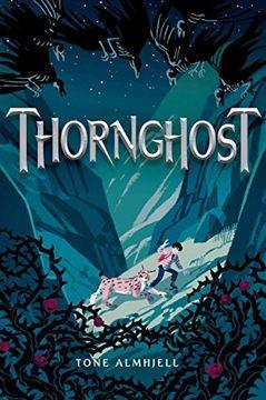 portada Thornghost (libro en Inglés)