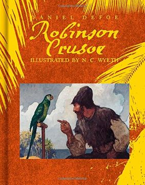 portada Robinson Crusoe (scribner Classics)