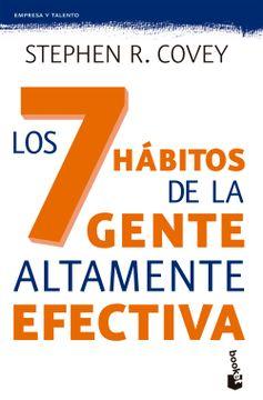 portada Los 7 Hábitos de la Gente Altamente Efectiva