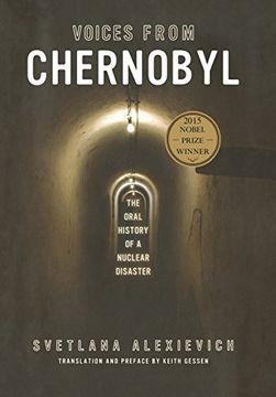 portada Voices From Chernobyl (Lannan Selection) (libro en Inglés)