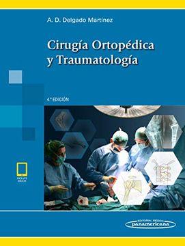 portada Cirugía Ortopédica y Traumatología (Incluye Ebook)