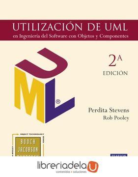 portada Utilización de uml en Ingeniería del Software con Objetos y Componentes