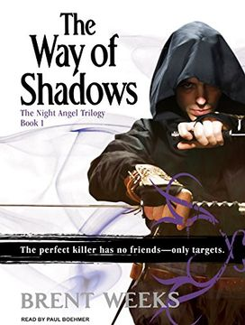 portada The way of Shadows (Night Angel) (libro en Inglés)