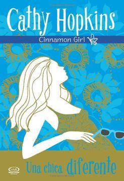 portada 1 - una Chica Diferente - Cinnamon Girl (libro en inglés)