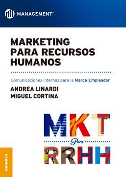 portada Marketing Para Recursos Humanos