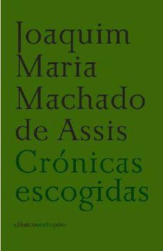 portada Crónicas Escogidas