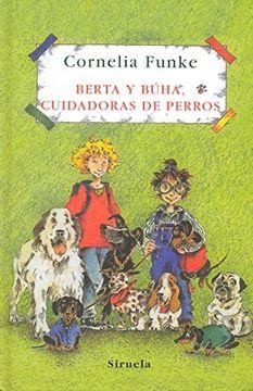 portada Berta y Buha, Cuidadoras de Perros