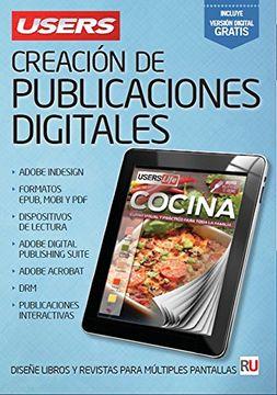 portada Creación de publicaciones digitales (Spanish Edition)