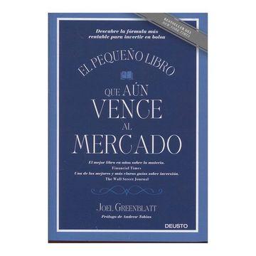 portada El Pequeño Libro que aun Vence al Mercado
