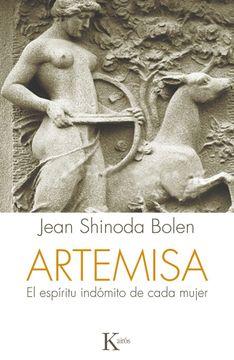 portada Artemisa: El Espíritu Indómito de Cada Mujer