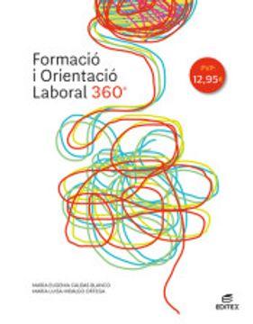 portada Formació i Orientació Laboral 360° (libro en Catalan)