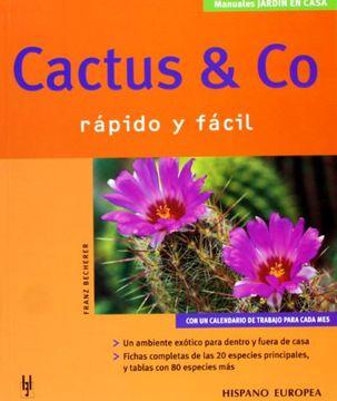 portada Cactus & co (Jardín en Casa)