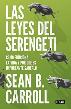 portada Leyes del Serengeti, las