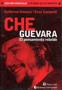 portada Che Guevara. El Pensamiento Rebelde