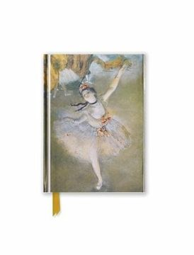 portada Degas: The Star (Foiled Pocket Journal) (Flame Tree Pocket Books) (libro en Inglés)