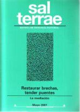 portada Sal Terrae (Revista De Teología Pastoral), Tomo 95 / 5 (N. 1112). Mayo 2007
