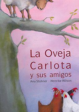 portada La Oveja Carlota y sus Amigos (Rosa y Manzana)