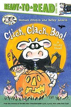 portada Click, Clack, Boo! (libro en Inglés)
