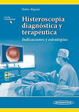 portada Histeroscopia Diagnóstica y Terapéutica (Incluye Versión Digital)