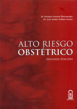 portada Alto Riesgo Obstetrico