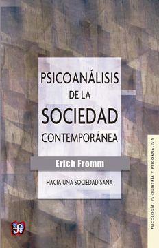 portada Psicoanálisis de la Sociedad Contemporánea