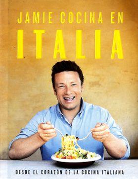 portada Jamie Cocina en Italia