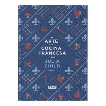 portada El Arte de la Cocina Francesa, Vol. 2