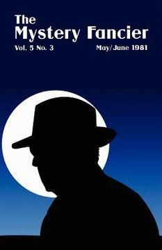 portada the mystery fancier (vol. 5 no. 3) may/june 1981