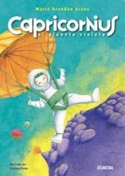 portada Capricornius el Planeta Violeta