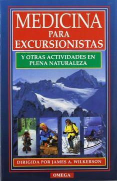 portada Medicina Para Excursionistas y Otras Actividades en Plena Naturaleza
