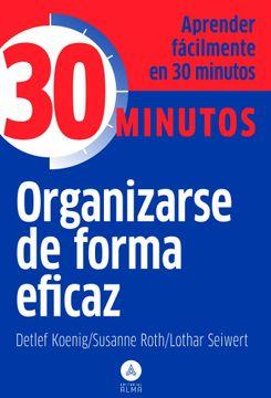 portada Organizarse de Forma Eficaz