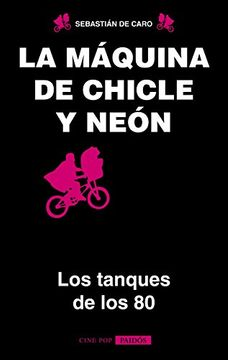 portada Maquina de Chicle y Neon