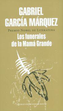 portada Los Funerales de la Mamá Grande (Nueva Presentación)