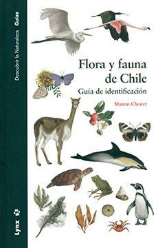 portada Flora y Fauna de Chile. Guía de Identificación